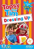 Topsy & Tim - Dressing Up - WITH FREE STICKERS & REWARD CHART [DVD] image