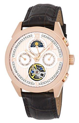 Burgmeister reloj caballero automatico Denton, BM340-365
