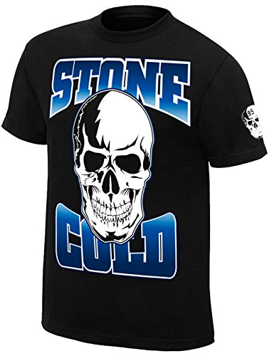 Stone Cold Steve Austin WWE Stomping Mudholes Official Authentic T-Shirt (5XL)