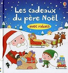 Livres Noël Les cadeaux du Père Noël