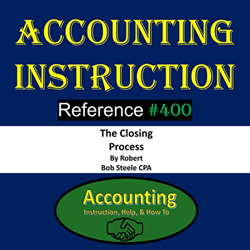 Accounting Instruction Reference #400 audiobook cover art