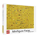LEGO Minifigure Faces Puzzle. 1000 Pieces