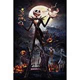 Best Puzzles - Jigsaw Puzzle 1000 Piece Wooden Puzzle Halloween Picture Review