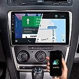 DYNAVIN Autoradio Navi für Skoda Octavia II 2004-2013, 10,1 Zoll OEM Radio mit Bluetooth, inkl. DAB+, USB, Kompatibel mit Carplay und Android Auto: DX-SK-DF63 Flex