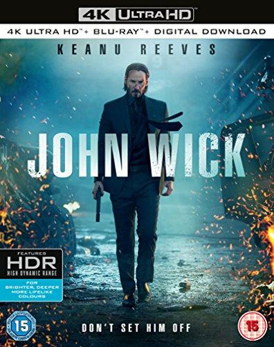 John Wick (2 Blu-Ray) [Edizione: Regno Unito] [Blu-ray]