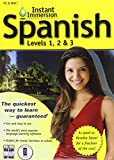 Instant Immersion Spanish: Levels, 1 2 & 3 (Spanish Edition)