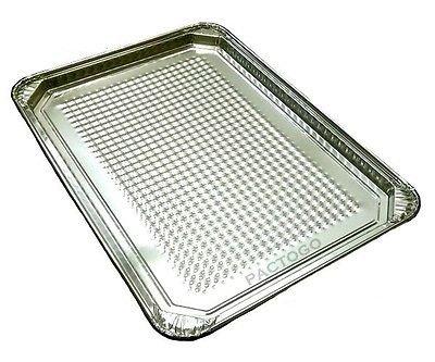 Handi-Foil Oblong Cookie Sheet Pan 16'x12' 25/Pk -Disposable Aluminum Foil Tray (pack of 25)