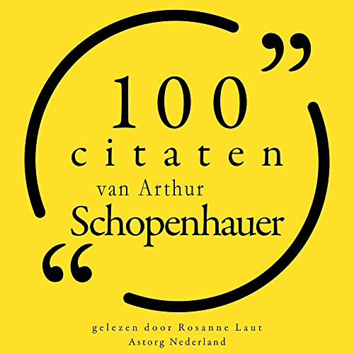 100 citaten van Arthur Schopenhauer Titelbild