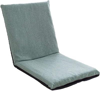 Amazon.com: Wapmvd Rattan Grass backrest seat and Room Chair ...