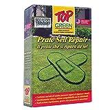 Top Green Self Repair, Semi Prato Ripara Zolle Erba Vera, 1 kg