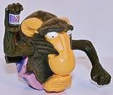 Burger King 1998 the Rugrats Movie Toy Monkey Mayhem by Burger King