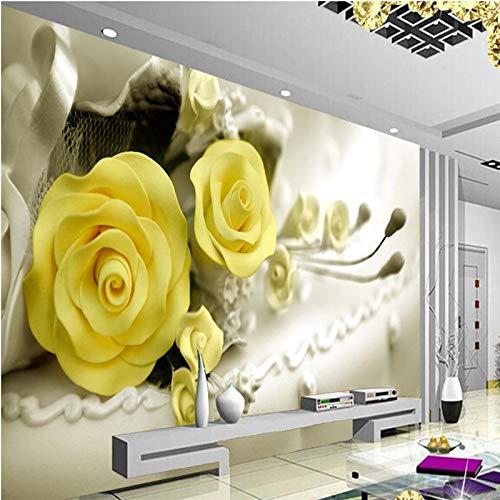 Abihua Mural Papel Tapiz Fotográfico Personalizado Fotomurales 3D Ros
