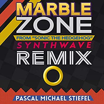 """Marble Zone (From """"Sonic The Hedgehog"""") [Synthwave Remix]"""