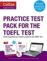 Practice Test Pack for the TOEFL Test (Collins English for the TOEFL Test)