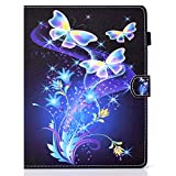SiriPinfan 10 inch Tablet Housse - Housse Universelle en Cuir avec Support Folio Cover Case...