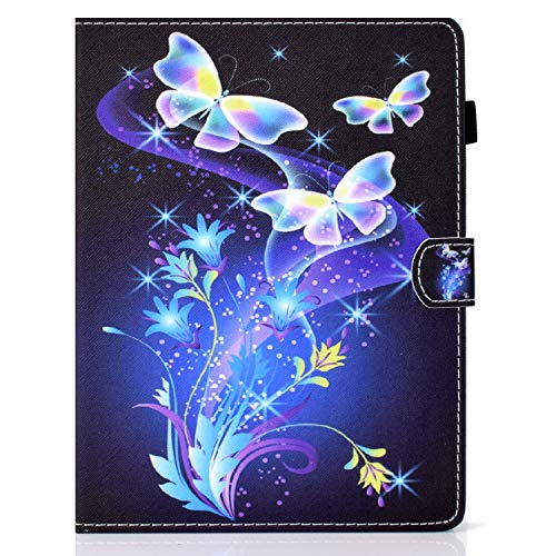 10 inch Tablet Case Cover - Universal Leather Stand Case for All 9-11' Tablets (Samsung Tab 9.6/10.1/10.5, Lenovo Dragon Touch 10', Fire HD 10)