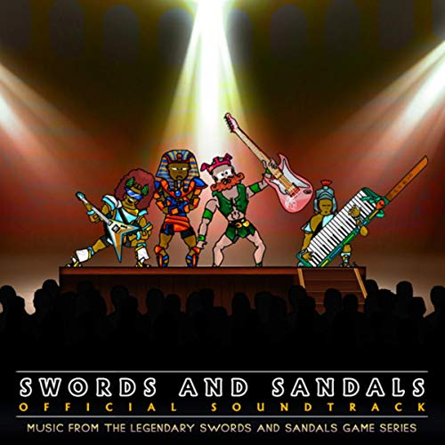 Swords and Sandals 2 - Monk Chorus (A Capella)