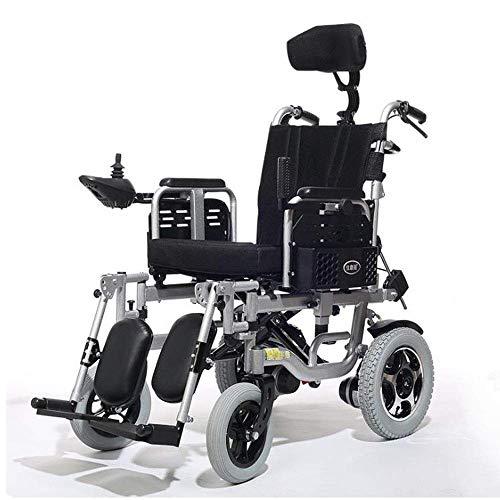 DLY volautomatische elektrische rolstoel voor oudere mensen met een handicap vouwlamp leeftijd scooter snelheid 6 km/h