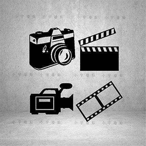 adesivo da parete adesivo muro Nuovo 2015 Film Film Azienda Studio Blockbuster Decorazione Camera per soggiorno camera da letto