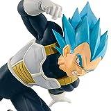 Dragon Ball - Figurina Super Saiyan God Vegeta Attaquant 18 cm (Dragon Ball )