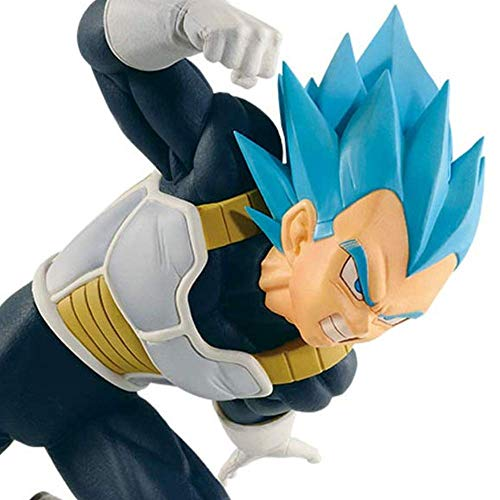 Dragon Ball Super Broly Ultimate Soldiers SSGSS Vegeta Figure