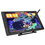 PenDisplay XP-PEN Artist22E Pro 21.5 Inch HD IPS DrawingMonitor with 16 Express Keys for Both Left and Right Hand Users
