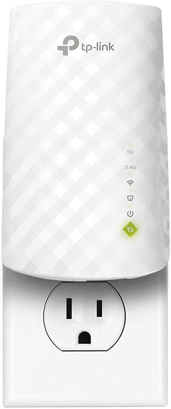 tplink re220 wifi range extender for optimum internet