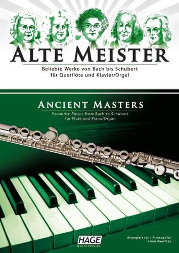 Edition Hage Alte Meister für Querflöte
