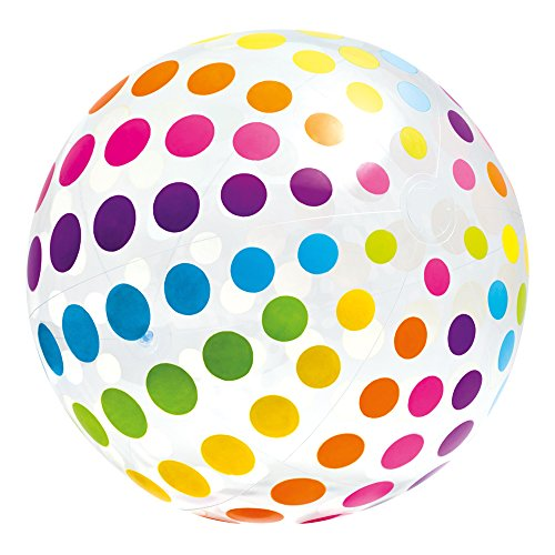 Intex Wasserball Strandball aufblasbarer Ball Giant Beach Ball ± 183 cm