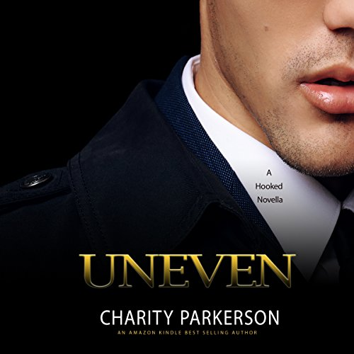 Uneven audiobook cover art