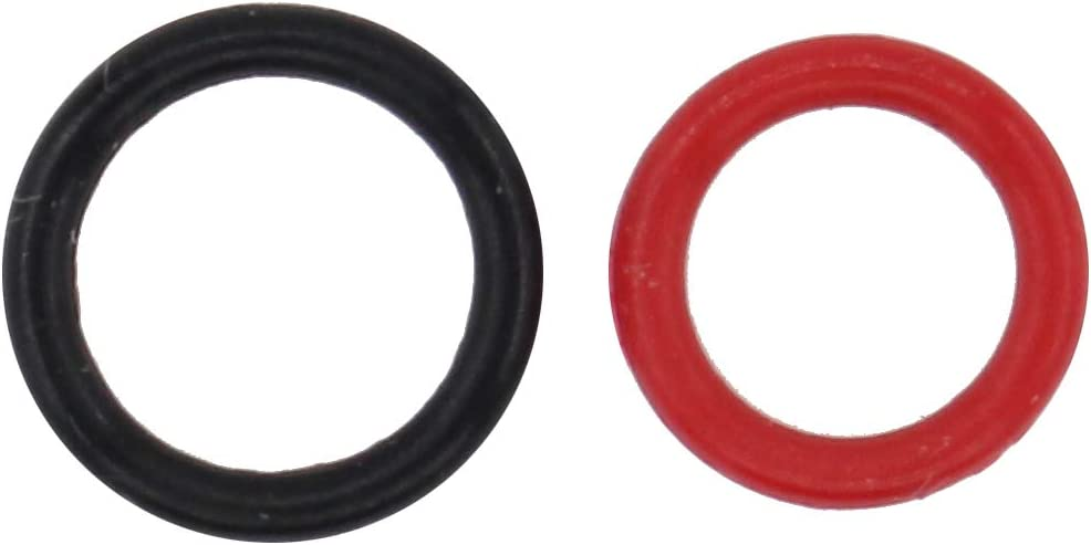 NewYall Pack of 2 Power Steering Outlet O-Ri Inlet Pump Outlet SALE 5% OFF Rubber