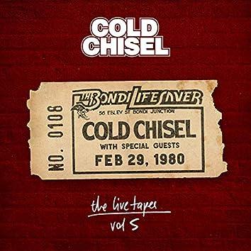The Live Tapes Vol. 5: Live At The Bondi Lifesaver Feb 29, 1980
