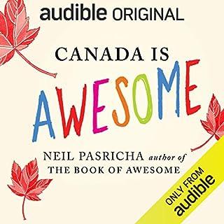Page de couverture de Canada Is Awesome