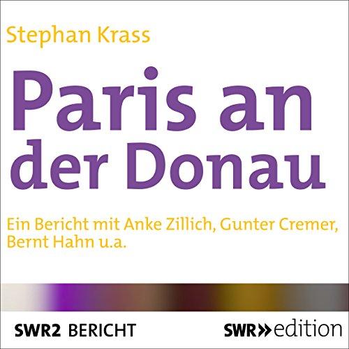 Paris an der Donau audiobook cover art