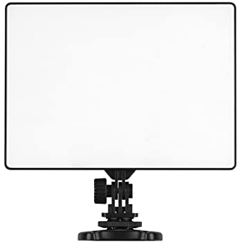 YongNuo YN300 AIR SMD色温度3200K-5500K LEDフラッシュビデオカメラ用ライト