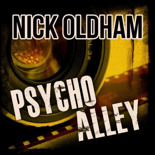 Psycho Alley audiobook cover art
