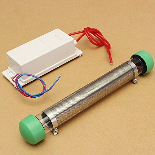 MASUNN AC 220V 7.5 G Ozono Generador Tubo De Ozono 7.5 G/HR para DIY Planta Purificador De Aire