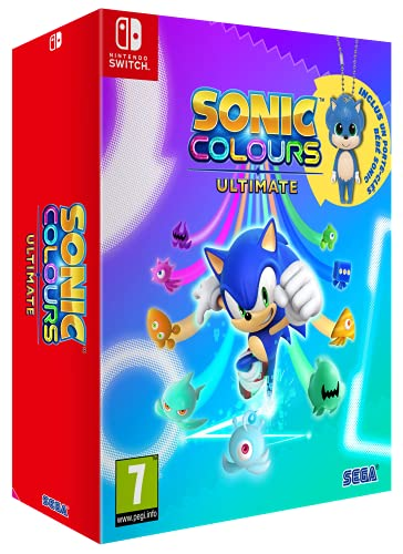 Sonic Colours Ultimate Day One editi