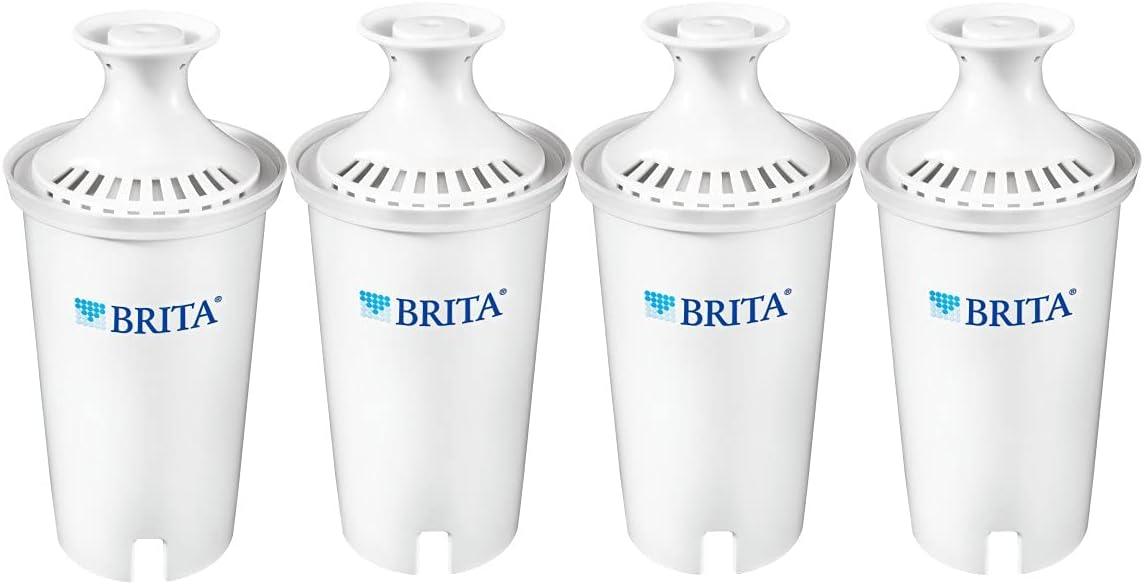 BRITA标准更换过滤器,用于投手和分配器