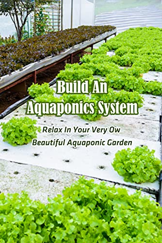 Build An Aquaponics System: Relax In Your Very Own Beautiful Aquaponic Garden: Aquaponic Gardening - Great Method For Raising Fish And Vegetables Together (English Edition)