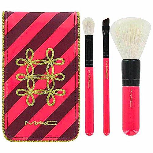 MAC Cosmetics Nutcracker Sweet Mini Essential Makeup Brush Kit