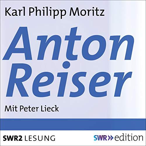 Anton Reiser cover art