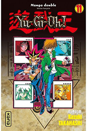 Yu-Gi-Oh ! - Intégrale 6: Volume 11 & 12