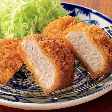 味の素 業務用 厚切りハムカツ150 1袋 (10個入)(冷凍食品)