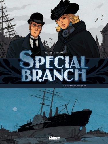 Special Branch - Tome 01 : L'agonie du Léviathan