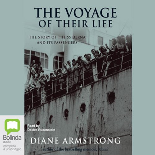 The Voyage of Their Life audiobook cover art