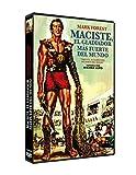 Maciste, el Gladiador más Fuerte del Mundo DVD 1962 Maciste, il gladiatore più forte del mondo