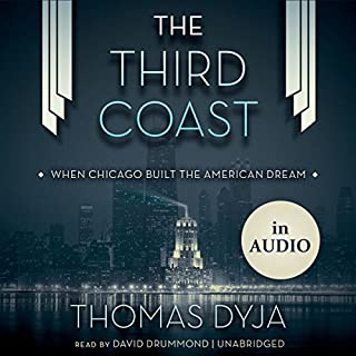 The Third Coast audiobook cover art