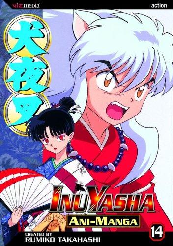 Inuyasha Ani-Manga 14