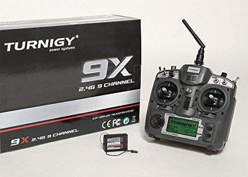 Turnigy 9X 9Ch Transmitter w/ Module & 8ch...